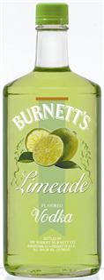 Burnett's Vodka Limeade 1.75l